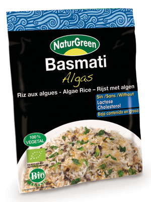 Arroz Basmati Algas
