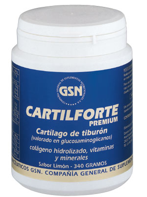 Cartilforte Complex (Chocolate) GSN