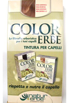Tinte Color Erbe